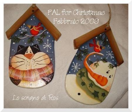 PAL FOR CHRISTMAS