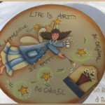 LIFE IS ART.....